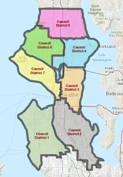 DistrictsMap